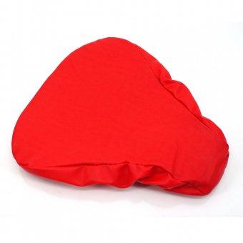 Satteldecke Sattelbezug Sattelschutz Polster rot